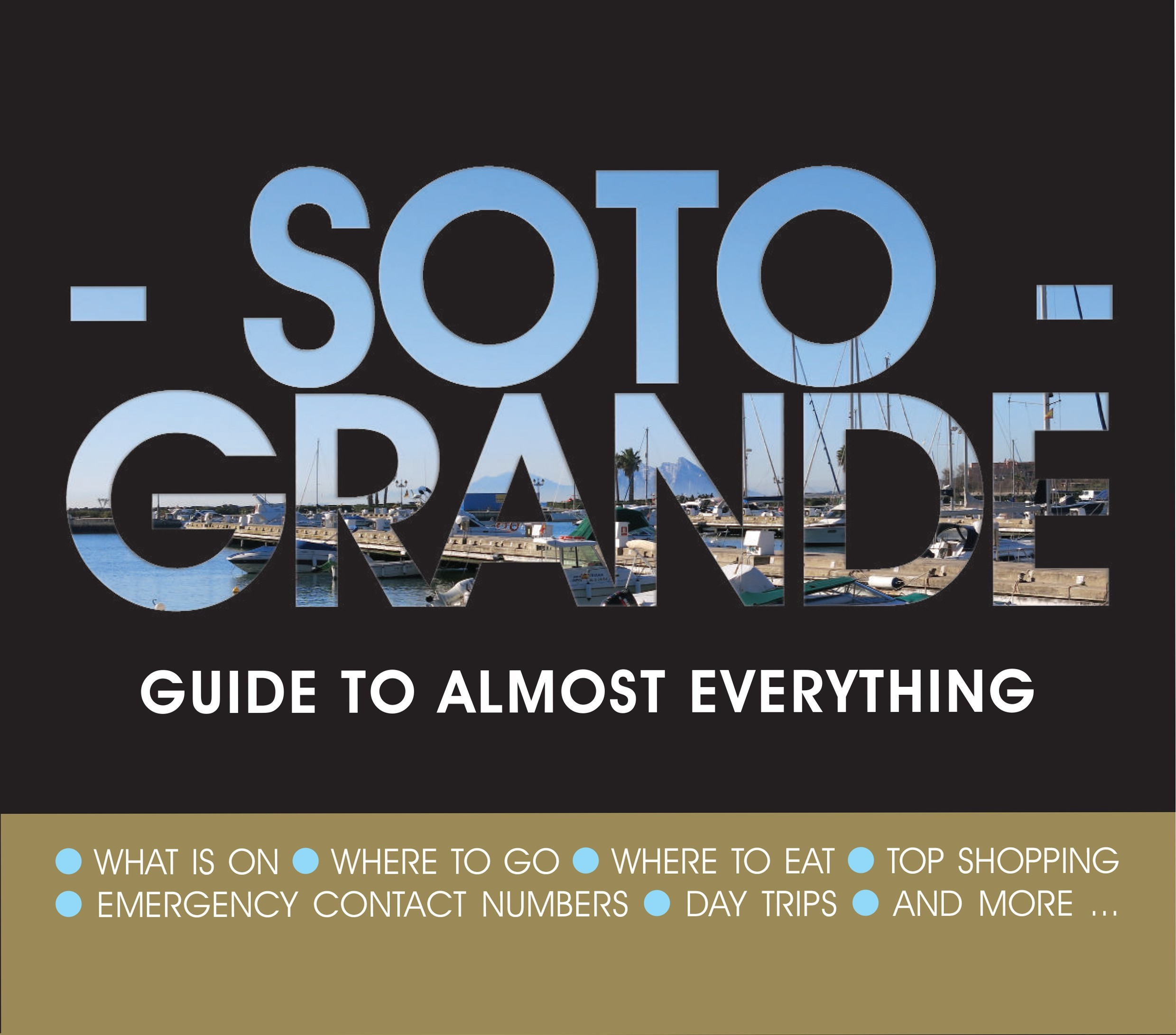 Sotogrande guide to almost everything Image