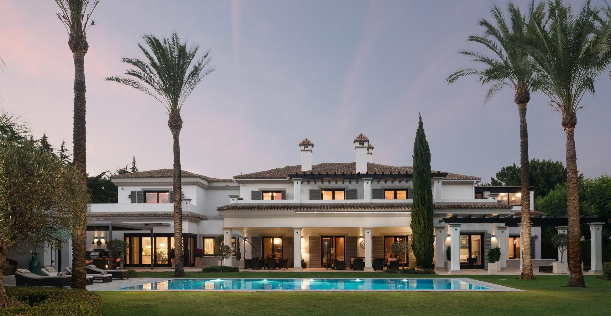 Sotogrande´s  Villa Mariposa is a lesson  in Style and Panache Image