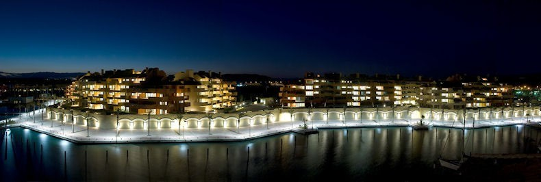 Sotogrande Night view Image